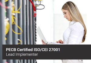 Formation ISO 27001 Lead Implementer 02 2021 @ En-ligne / Training Center