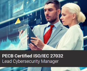 ISO 27032 Lead Cybersecurity Manager @ Training Center