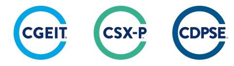 ISACA certifications CGEIT CSX-P CDPSE